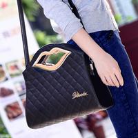 2014 autumn fashion female fashion bags personalized bag small plaid messenger bag handbag