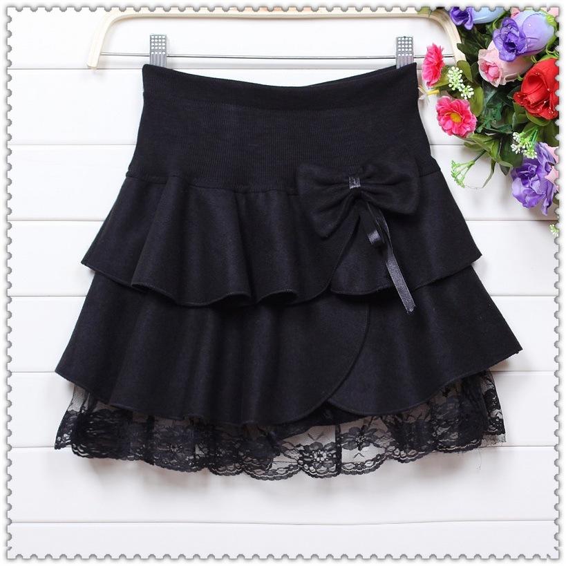 Женская юбка Lace skirt 2015 T1