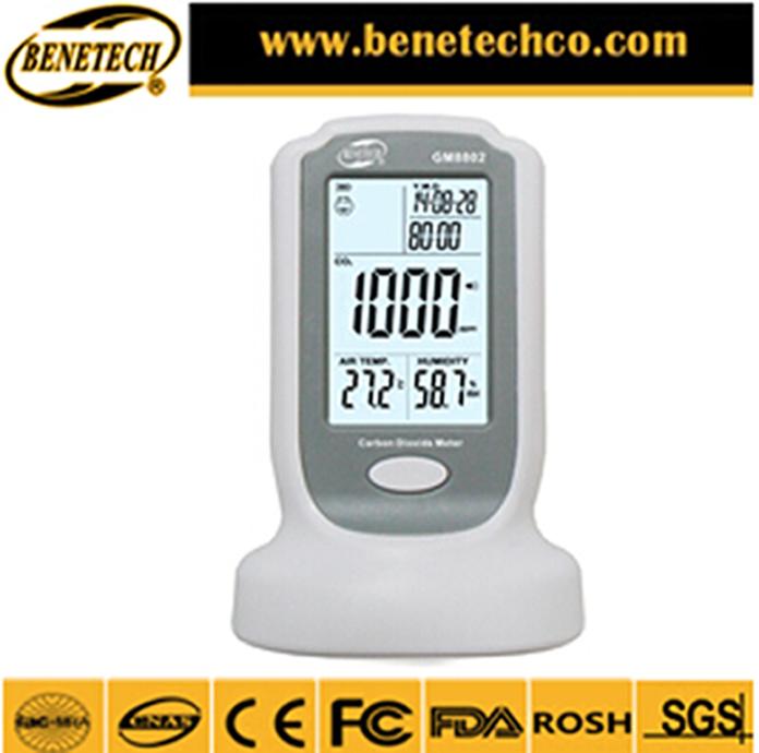 Газоанализатор BENETECH / OEM CO2 GM8802