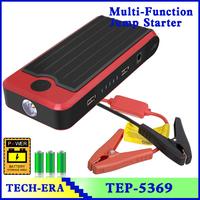 Multi-Function Mini Portable Car Jump Starter 12000mAh Start 12V Car Engine Emergency Battery Power Bank Fast Charge Post Free