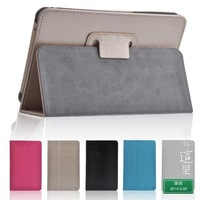 For Lenovo A3500 Lenovo Tab A3500 Case A7-50 Leather Case for A3500 Tablet PC PU Cover Folio Stand High Quality