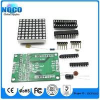 MAX7219 dot matrix module Display module DIY kit MCU control module for arduino Special promotions