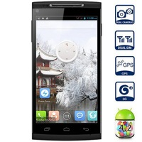 CUBOT X6 Phone With MTK6592 Android 4.2 Octa Core 1G 16G 3G GPS 5.0 Inch Capacitive Touch Screen Smart Phone