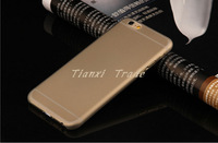 0.3mm Ultra-Thin Fully Transparent Soft Phone Case For Apple iPhone 6 6G 4.7 inch Free Shipping