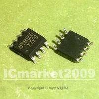 10 PCS APM4500K SMD-8 APM4500 SOP-8 Dual Enhancement Mode MOSFET (N-and P-Channel)