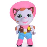Wholesale Mall Hot Sale Dolls. 2015 New Cartoon Plush Toys. Sheriff Callie's Wild West, High quality Sheriff Callie's plush doll