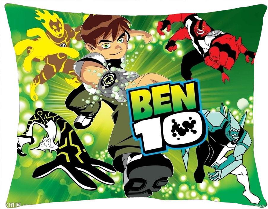 Диванная подушка Ben 10 10 force35x45CM c0131 игра для ps3 ben 10 omniverse