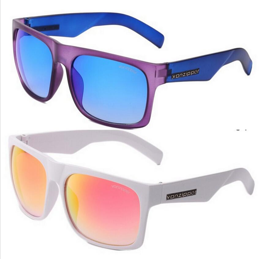 Мужские солнцезащитные очки Vonzipper UV400 Oculos