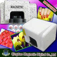2015 CE and FCC certification Mangetic Digital MDK-3 nail printer for sale