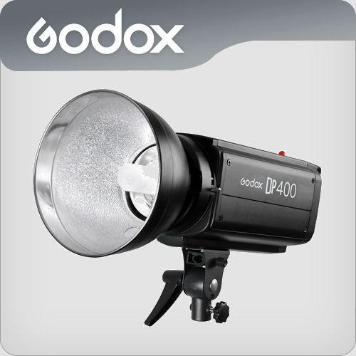 Godox 400W 400Ws Studio Strobe Flash Light Photography Monolight Lighting DP400 Pro Photography studio flash light Free shipping(China (Mainland))