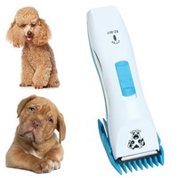 Pretty Electric Dog Clipper Pet Animal Hair Comb Blade Grooming Trimmer Set for Long life