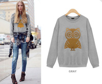 Womens Ladies Casual Jacket Long Sleeve Hoodie Coat Tops Sweatshirt Size 8-22