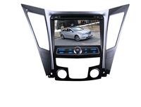 HY SONATA I40 I45 I50 YF 2011-Touchscreen DVD GPS Navigation Radio Bluetooth Steering Wheel Control/USB Rear Camara with Map