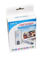 Digital DVB-T2 DVB-T DVB-C VHF/UHF MPEG-2/MPEG-4 Recording HDTV USB Stick Tuner Dongle Receiver DAB, SDR, Win8, Neu PC Laptop