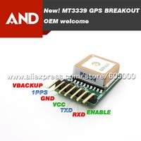 Free shipping Gms hpr board,Gms hpr breakout board,mtk evaluation board,1Hz,9600BPS,Enable pin to shutdown the module