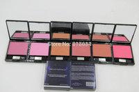 6pcs/lot New Powder Blush Poudre Couleur 7.5g!!!