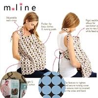 Multifunctional 100% cotton nursing clothes nursing cover