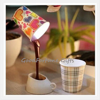 New free shipping promotion creative desk table reading lamp light gift