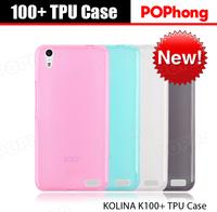 2pcs / Lot Silicon Cases For Kolina K100+