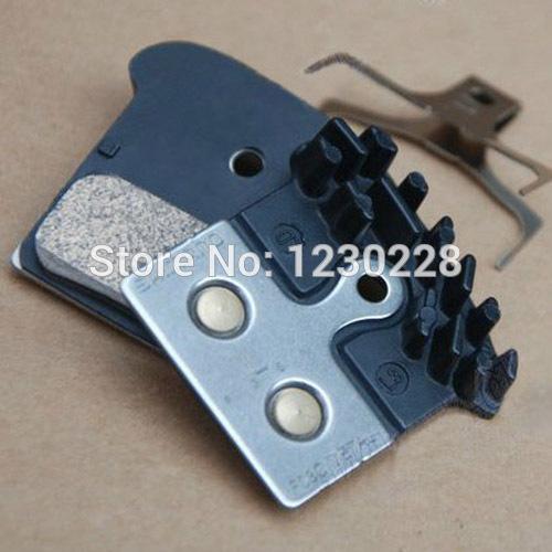 produto Metallic Cooling Fin Disc Brake Pads BR-M988 M985 XT M785 SLX M675 M666 S700 bike accessory bicycle parts