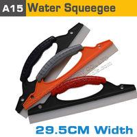 auto water clean rubber scraper tool ice scraper with rubber blade