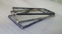 Metal Housing Middle Frame Cover Case  For  Z1 L39h
