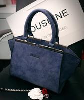 Scrub women's bags handbag 2014 trend messenger female bags autumn and winter shoulder bags