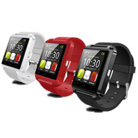 U Watch U8 Smartwatch Bluetooth Smartphone with High Screen Resolution for Android phone