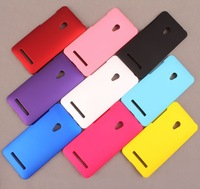 Hot SALE!High Quality Hard plastic case for Asus zenfone 5 Slim Matt PC back cover protective shell skin protector 9 colors