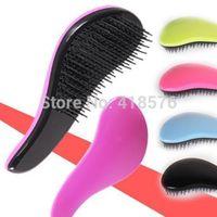 Cute Magic Handle Tangle Detangling Comb Shower Hair Brush Salon Styling Tamer