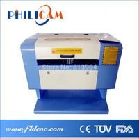 Low price Philicam CO2 laser machine 5030/6040/mini laser engraving machine