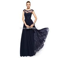 2015 New Designer Sweety Vestido de Festa Long Ladies' Formal Dresses Wedding Special Occasion Gowns Party Evening Dress