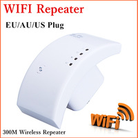 Brand New 300Mbps Wireless Wifi Repeater Router 802.11N/B/G Network Expander Antenna  Roteador Signal Amplifier Repetidor