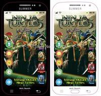 Teenage Mutant Ninja Turtles Russian language educational mobile phone toy,electronic pets learning machine for child kids