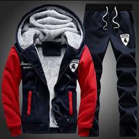 2014 brand man hoody fleece element sweatshirt tracksuits sport men long sleeve suit sport  cardigan suits sports pants mens set
