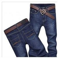 The 1002 men's jeans Korean explosion models straight jeans men's trousers