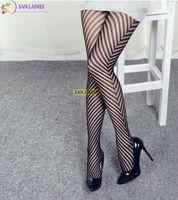 Free Shipping San.Ladies Brand Women Fishnet Panty hose Women Tights Stocking Garment Best Price Hot Sales