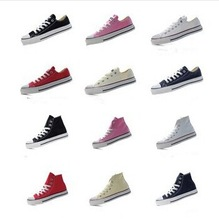 2015 Free Shipping new unisex fashion brand high and low brand canvas shoes sneakers for women men big size 35-46(China (Mainland))