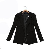 spring new European style leisure suits collar women suit