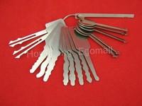 Lock 13 keys, Tools H2171