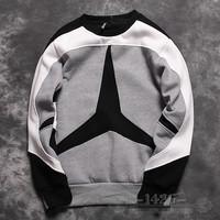 neil barrett  new 2014 brand Hot Sale Fashion Men's Hoodies fleece print pullover sportswear sweatshirt sweater hiphop 26