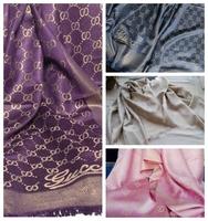 Luxury fashion wool scarf fashion gold ultra long female Shawl 2014 New Style