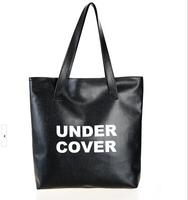 Value! Leather Large Bag Casual Fashion Handbag Shoulder Bags Large-Capacity Commuter Handbag Free Shipping