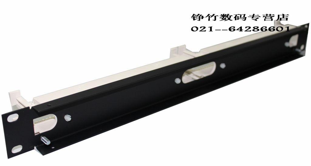 Amp 558635 - 1 pudui 100 telephone patch panel 110 distribution frame module(China (Mainland))