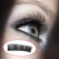 10Pairs Makeup Super Dense Fake Eyelashes Natural Thick Curl Long Eye Lashes