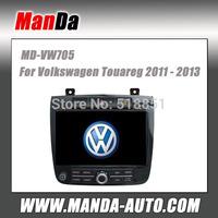 Manda 2 din car head unit for VW Touareg ( 2011 2012 2013 ) in-dash car dvd sat nav gps