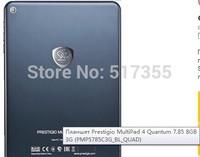 Original New Prestigio MultiPad 4 QUANTUM 7.85 3G PMP5785C Tablet touch screen touch panel digitizer glass Sensor Free Shipping