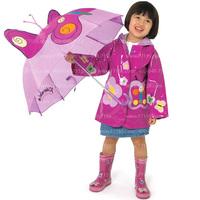 Korean Fashion Children's Creative Cute Cartoon Umbrella Lightweight UV Protection Umrellas For Kids