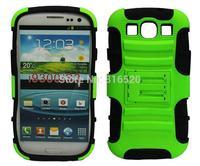 Triad scaffold sliding sleeve series Case For Samsung i9300  200pcs/lot