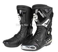 Free shipping SPEED B1005 motocross motorcycle riders riding boots shoes racing shoes waterproof drop resistanc